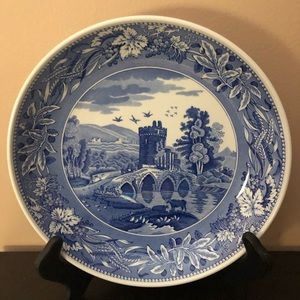 HUGE CC ONLY PRICE DROP!  SPODE LUCANO' PLATE